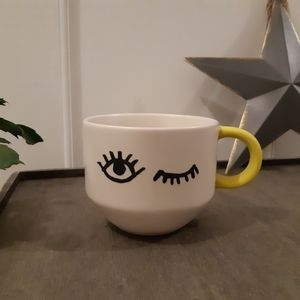 Collectible Starbucks Wink Cup